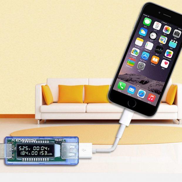 medidor USB_
