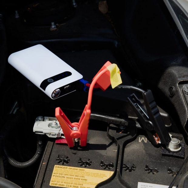 Bateria multiusos arranque coche