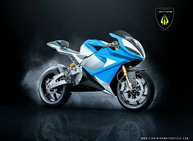 Lightning Electric motocycle