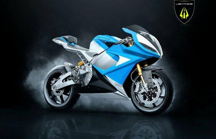 Lightning Electric motocycle
