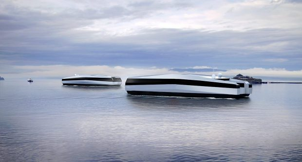 barcos electricos autonomos