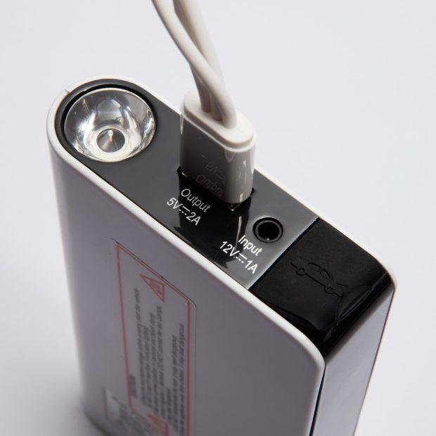 bateria multiusos conexiones