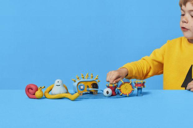 Dough Universe, juguete plastilina electrica - Kit de sonidos